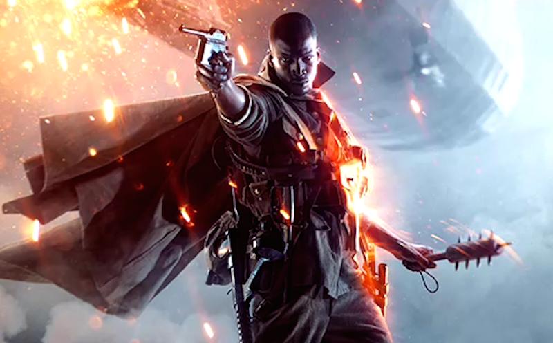 The NextBattlefieldIs Called Battlefield 1, Set In Alternate History WW1