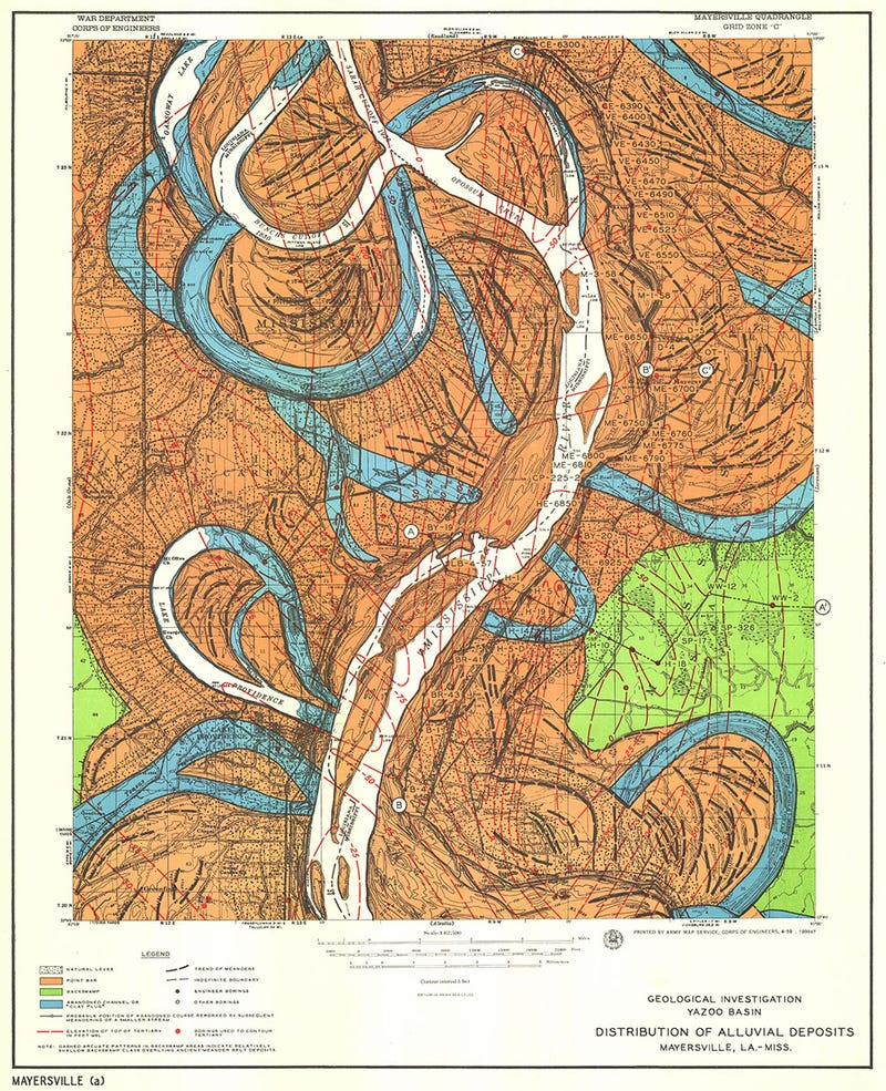 The Mississippi River Is A Land-Making Machine: Dredgefest 2014