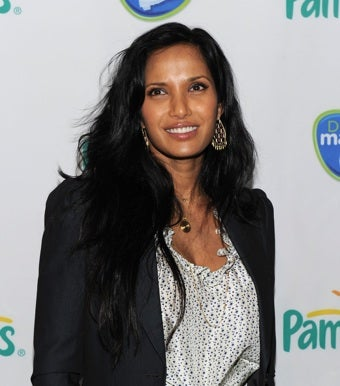 Like All New Mothers Padma Lakshmi Thinks Her Child Is Gifted
