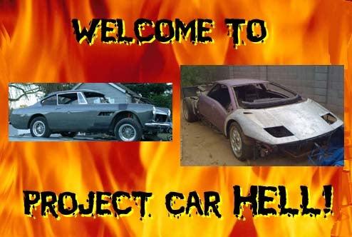 Project Car Hell, Ferrari Versus Lamborghini: The Rematch