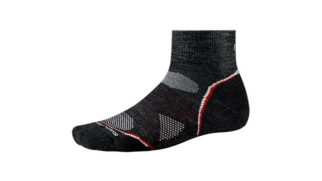 Swiss Army Everything, SmartWool Socks, Twelve South BookArc