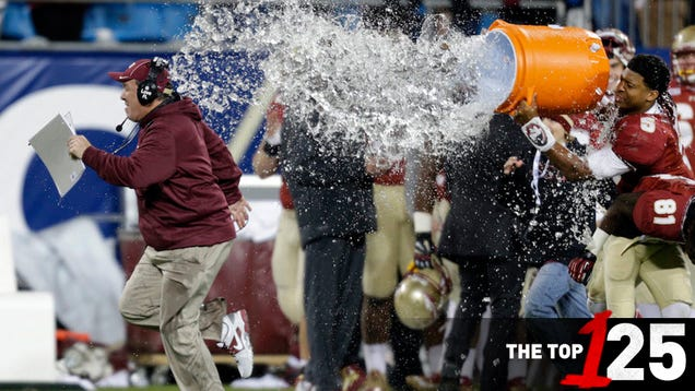 Florida State Is Historically Dominant: 125 FBS Teams, Ranked