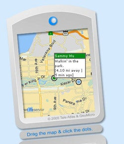 Sprint Adds Social GPS Functionality to 25 Phones