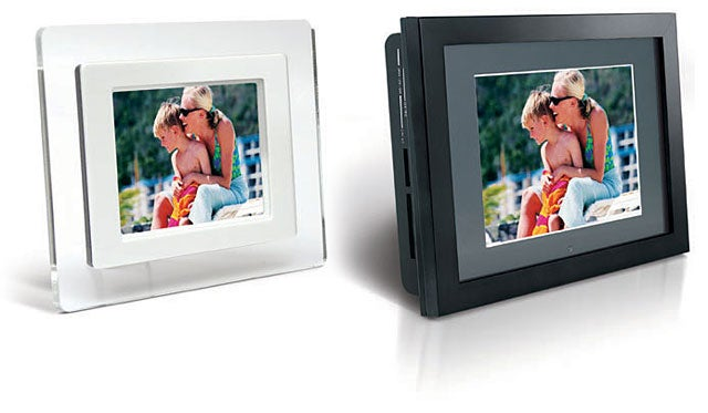 Fidelity DPF-8000F and DPF-8000F LCD Picture Frames