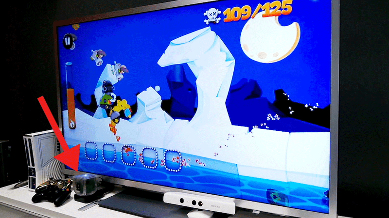 Here's an Actual Game Running on the Ouya