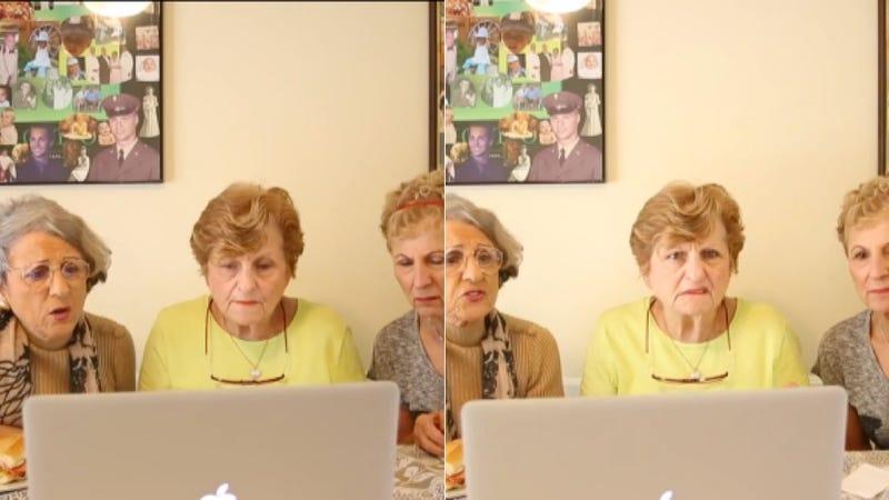 Three Old Ladies Try to Make Sense of the Lyrics to 'Drunk In Love'