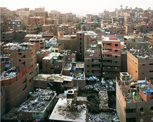 Egypt's Trash City Only Looks Like the Garbage Apocalypse