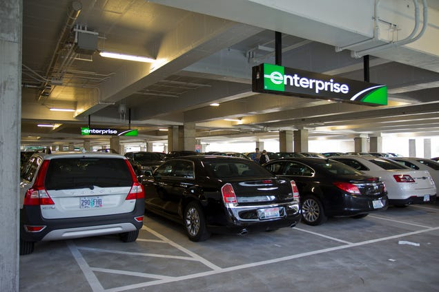 Enterprise Car Rental Near Atlanta Airport