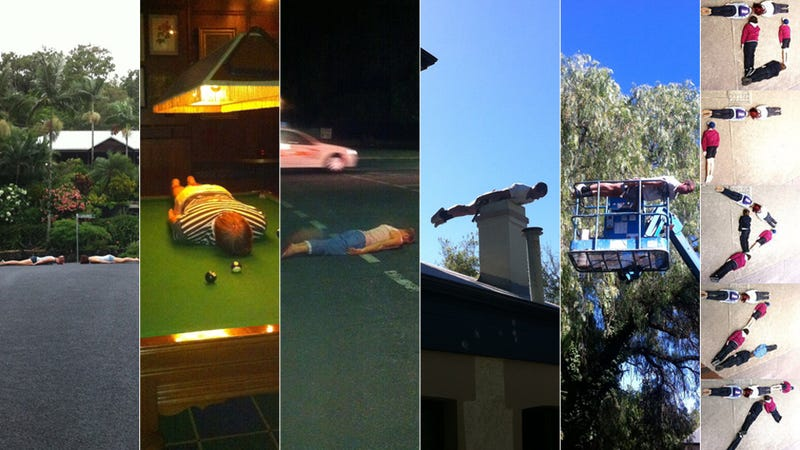 Planking Is the New Internet 'Craze,' as Long as You Don't Die
