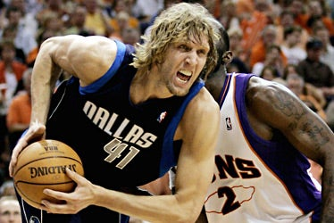 The Strangest Dirk Nowitzki Story You'll Ever Read