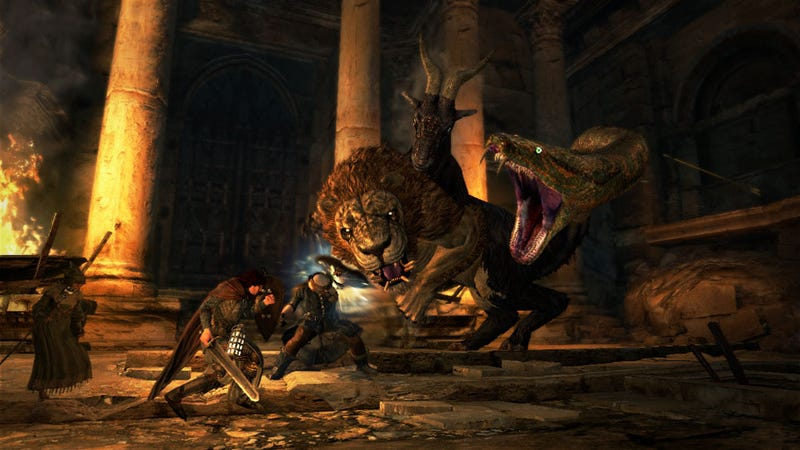 Dragon's Dogma Is the Stuff of Nightmares