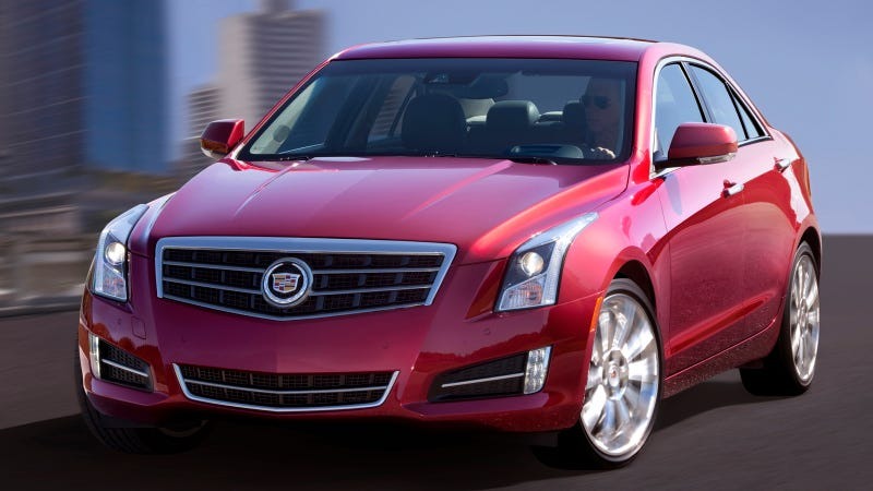 Cadillac ATS Pricing Starts At $33,990