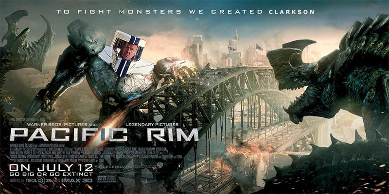 A giant Mech to fight Kaiju? How hard could it be?
