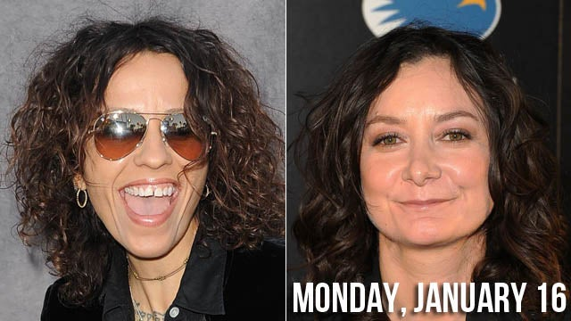 Linda Perry Accidentally Admits She Broke Up Sara Gilbert's Nine-Year Relationship