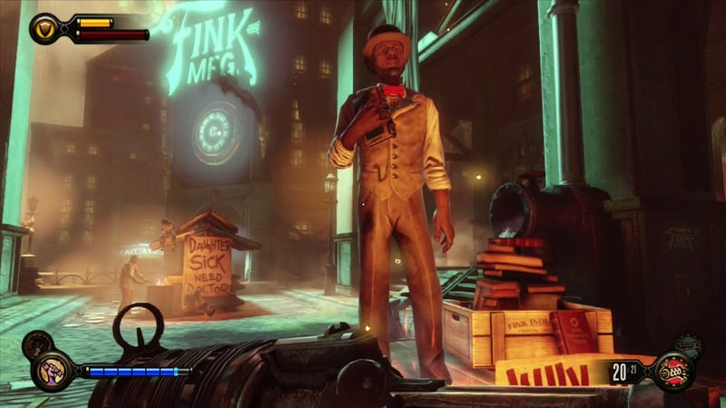Tips for Playing BioShock Infinite