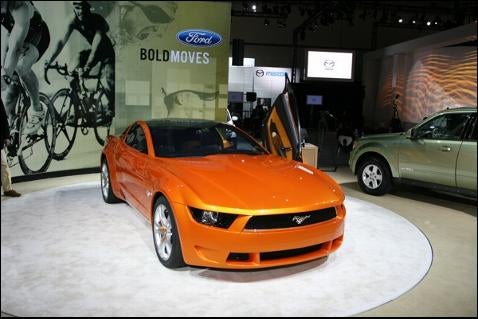 2010 Mustang To Get EcoBoost?