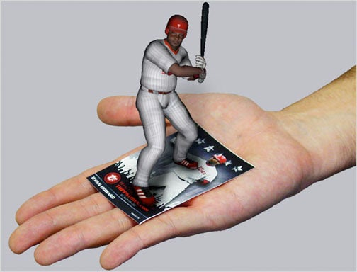 Topps 3D Live Brings Augmented Reality to Baseball Cards