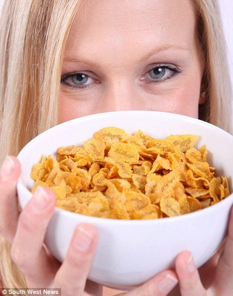 Suspicious News: Kellogg's to Laser Its Name Into Corn Flakes to Prevent Fakes