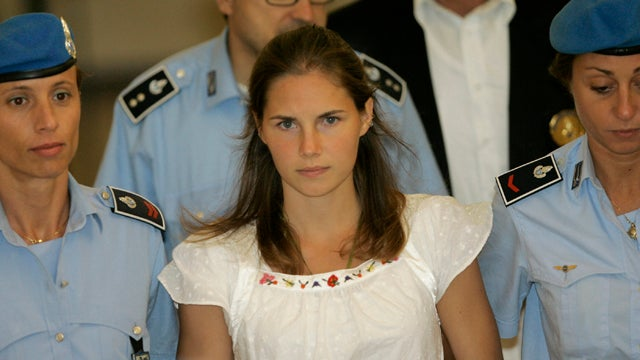 Amanda Knox's Murder Mystery Memoir Sold For Four Million