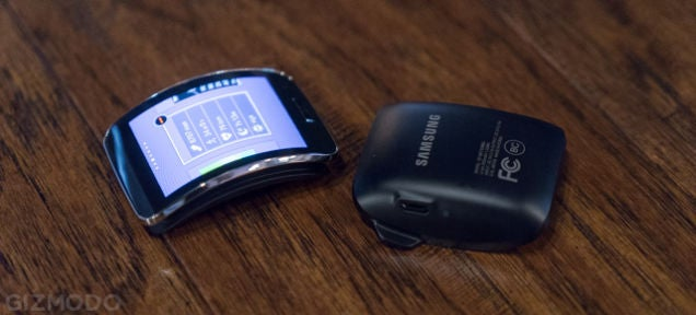 ​Samsung Gear S Review: But I Don't Wanna Be Dick Tracy