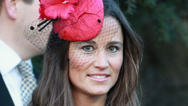 Nudie Pix Signal Pippa Middleton's Official Ascent To Celebrity