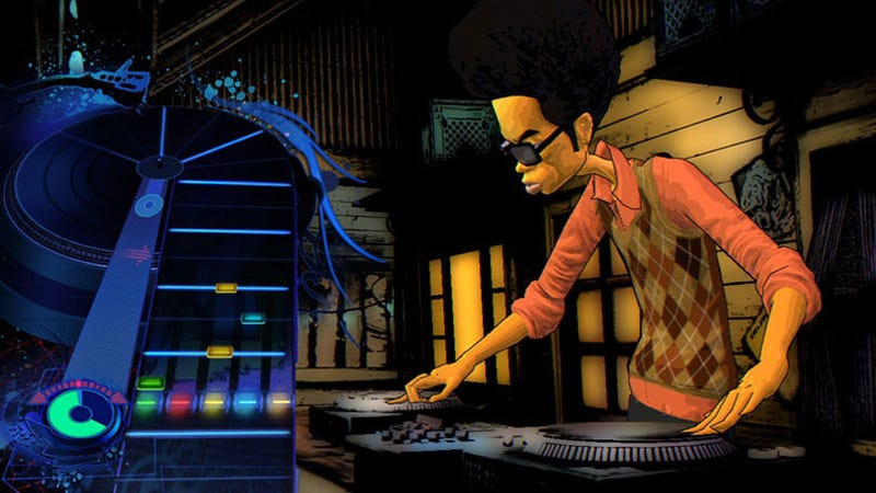 Activision Accused of Stealing From DJ Hero Rival