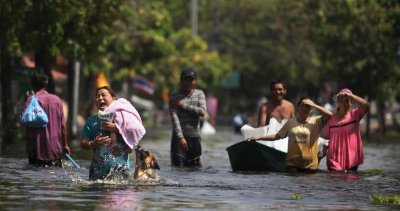 Africa Starving, Bangkok Underwater: The Next 30 Years of Warming