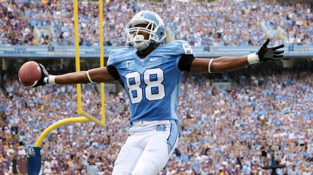 UNC Receiver Erik Highsmith Reportedly Plagiarized An Essay About Chickens Written By 11-Year-Olds