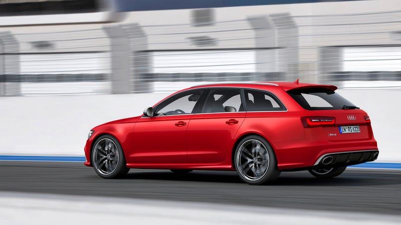 Audi Is Killing It