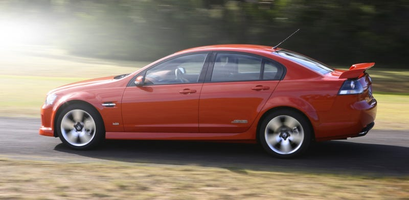 Conversion Kit Turns Pontiac G8 Back Into Holden Commodore
