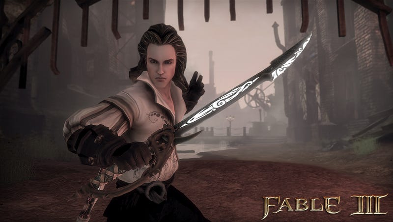 Fable III Screens: Mills & Boon For The Xbox 360