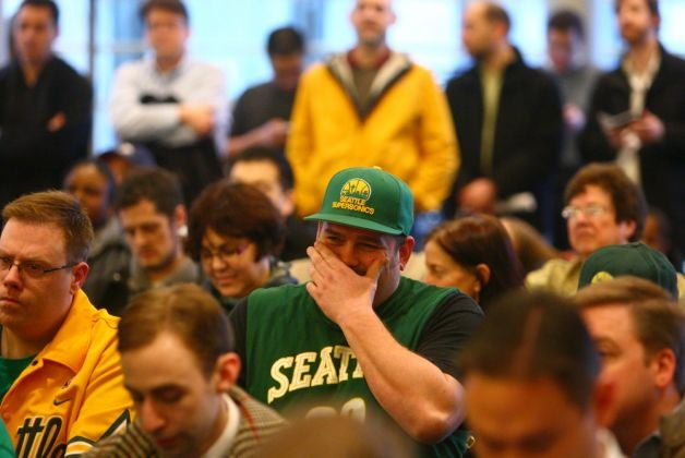 Can Seattle Support Any More Sports Teams?