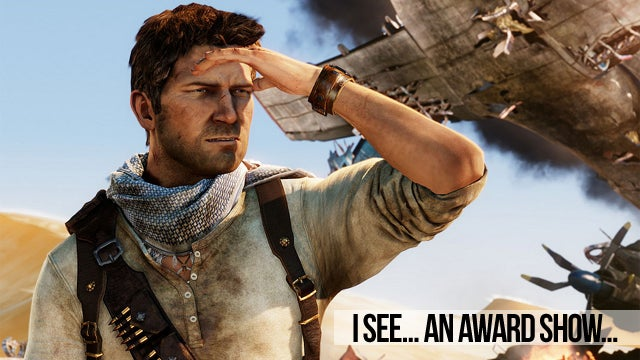 Uncharted 3 Runs Away With Writing Award