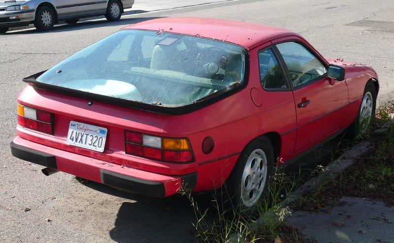 1988 Porsche 924 S