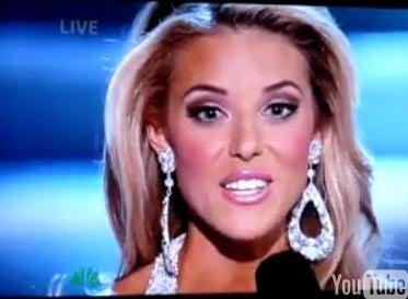 Woman Loses Miss USA Competition By Being Unfairly Forced To Think
