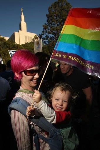 Study: Lesbians Make Great Parents