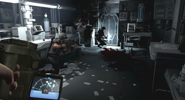 Three Amazing Things You'll Do With Aliens: Colonial Marines on the Wii U