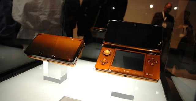 Nintendo Won't Change The 3DS' Appearance Before Release