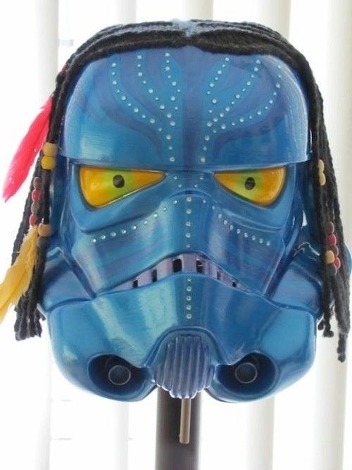 Avatar + Star Wars = oh, sweet jeebus, no