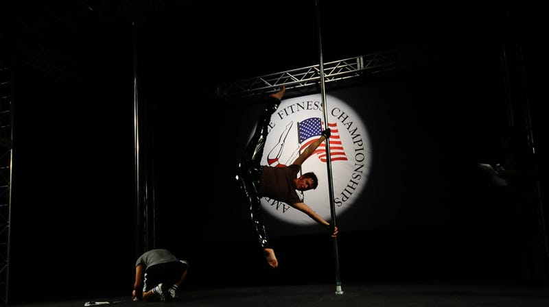 The Wild World Of Competitive Pole Fitness
