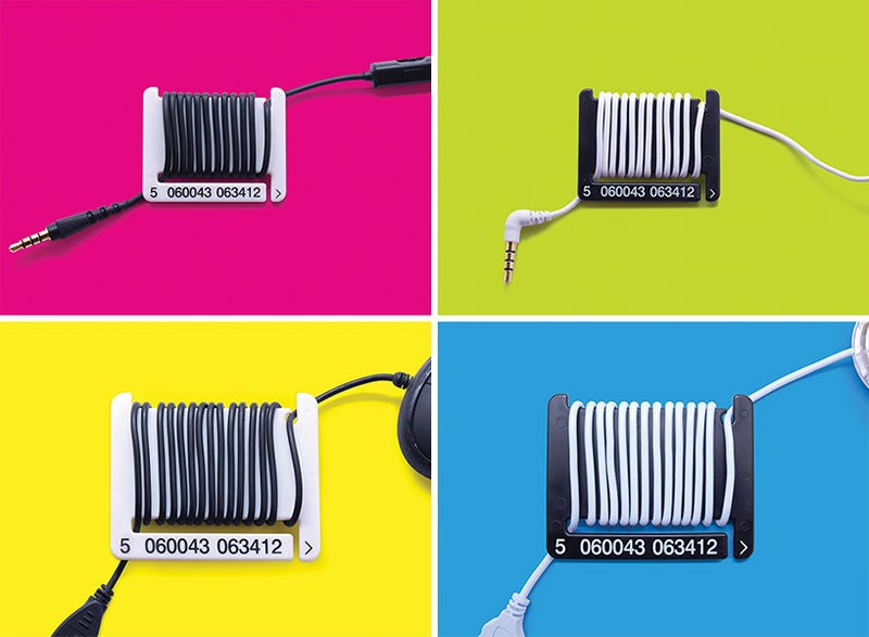 These Cable Wraps Make Tidying Way More Fun