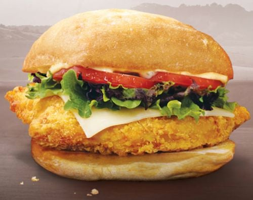 Fried Chicken Sandwich Smackdown: Wendy's Vs. KFC