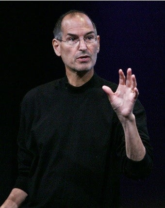 Steve Jobs Nursing Self to Health By Being Maddening Bastard Again
