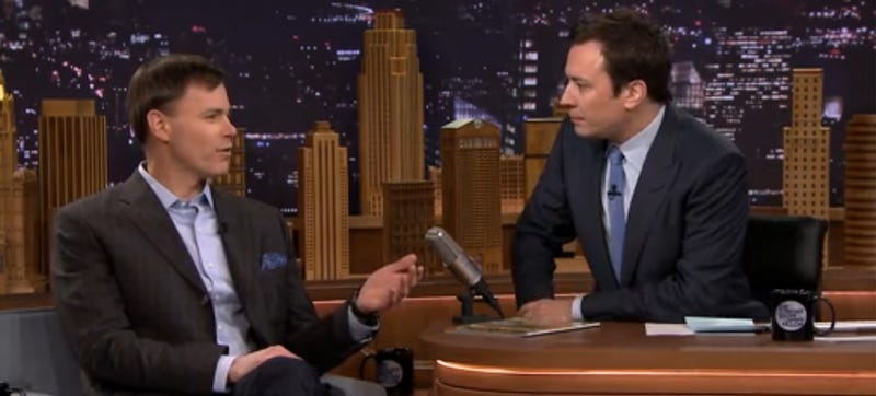 Definitely Not Jealous Jimmy Fallon Talked Trucks With 'Road & Track'