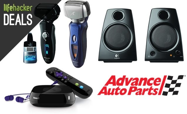 Shaved Prices on Shaving Gear, Roku 3, Auto Parts On Sale [Deals]