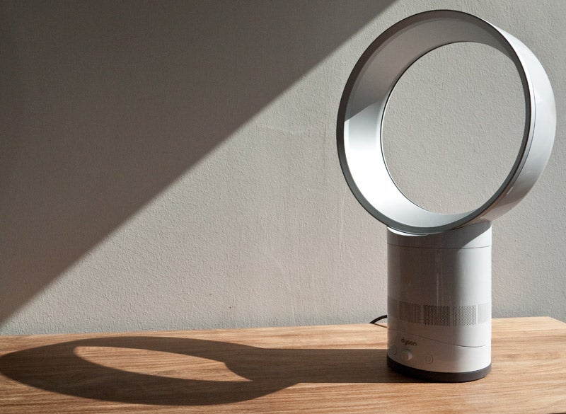 Dyson Air Multiplier Review: Making a $300 Fan Takes Cojones