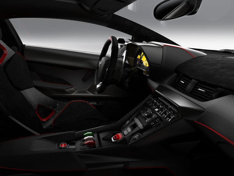 Lamborghini Veneno: All Of It
