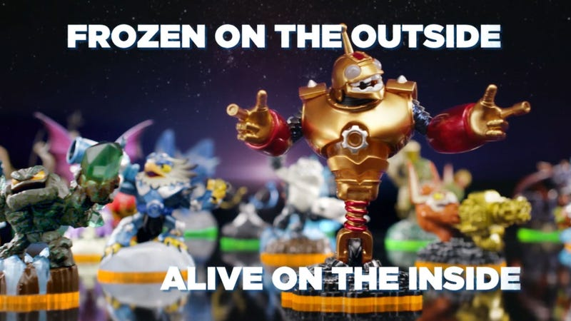 Latest Trailer Reveals the Hellish Tortured Existence of the Skylanders