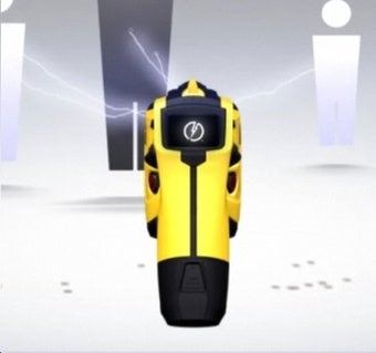 Oh Goody a More Powerful Taser