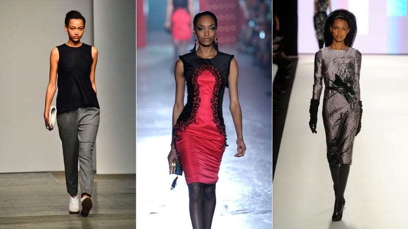 Who Were Fashion Week's Top Non-White Models?